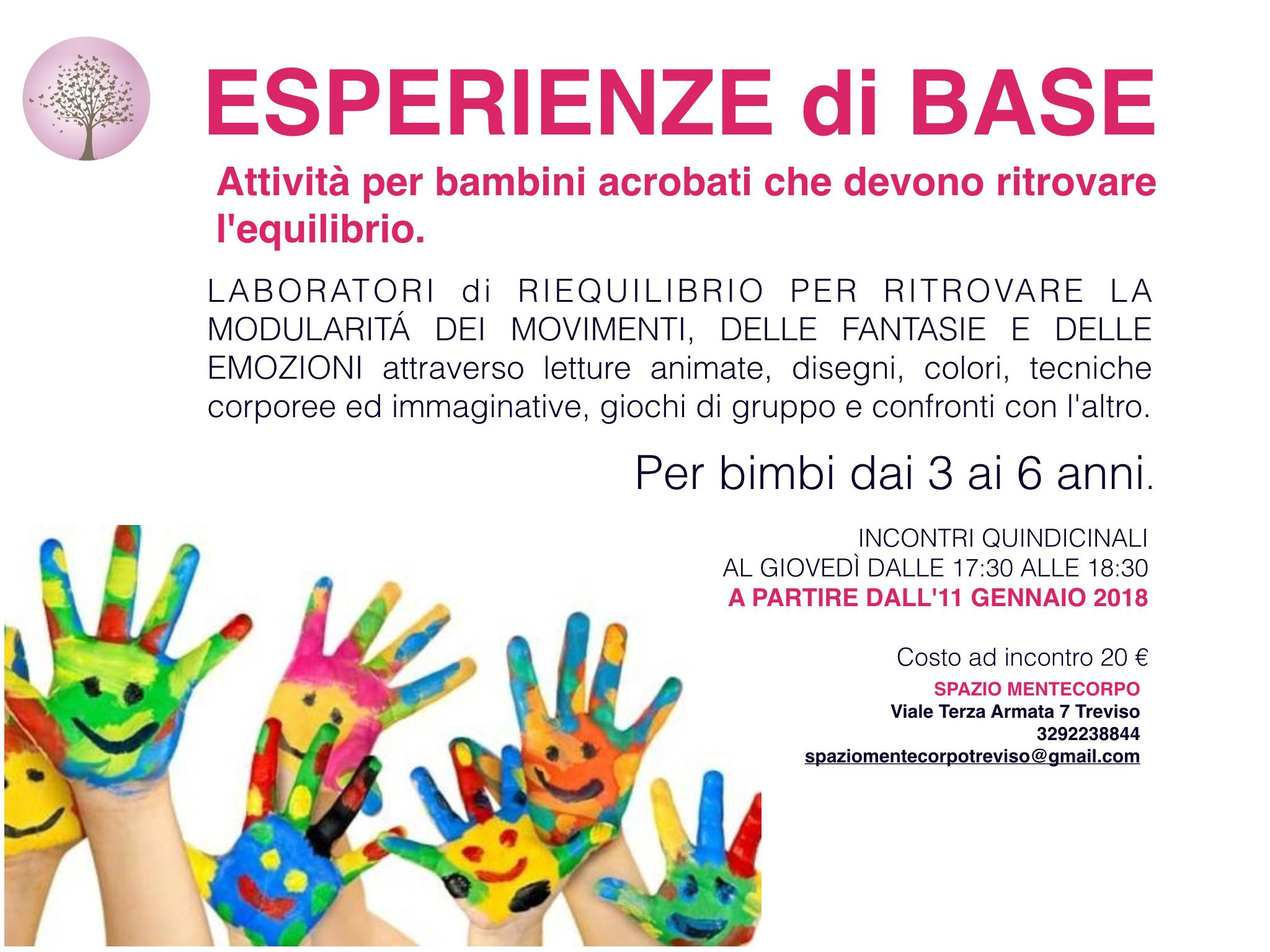 ESPERIENZE DI BASE Treviso